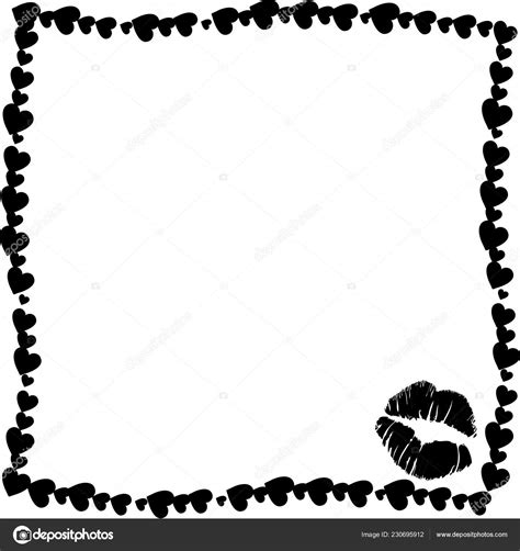 black  white border frame   hq  puzzle