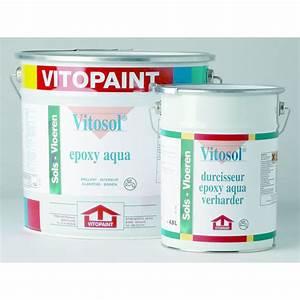 Peinture Sol Epoxy : peinture de sol pour l 39 agroalimentaire vitosol epoxy eau ~ Edinachiropracticcenter.com Idées de Décoration