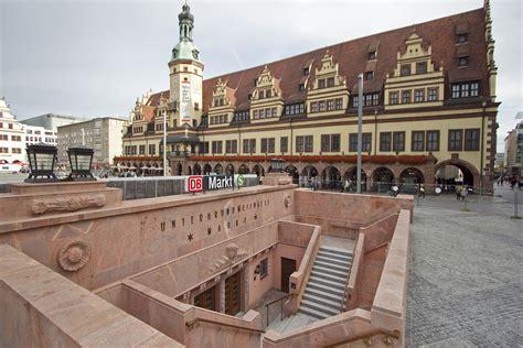 leipzig markt station wikipedia