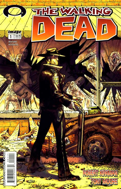 comic zombie special dead walking comics leader zombies twd covers parody announced series too die cool