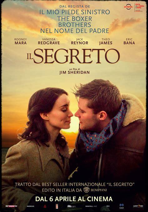 dal  aprile al cinema il segreto trailer  poster del