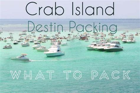 crab island destin tips  tricks beach condos  destin
