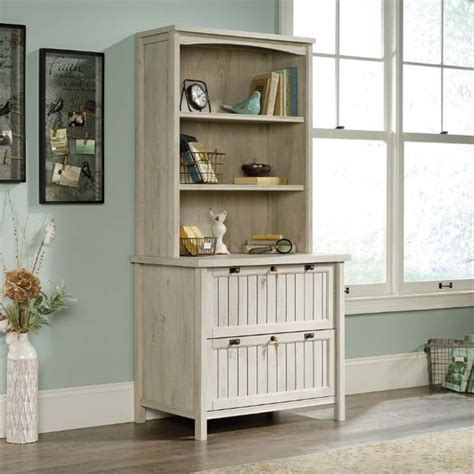 sauder cabinets sauder harbor view 1drawer lateral wood