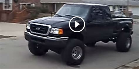 4bt cummins ranger how would you drive if you had a bulldozer engine in a