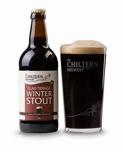 Winter Stout Glad Tidings Beer Chiltern Brewery