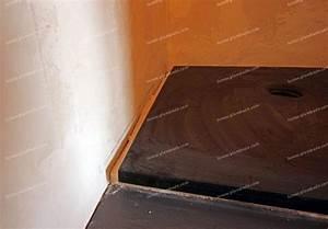 Bac A Douche Resine : forum travaux plomberie conseils pour poser un receveur ~ Premium-room.com Idées de Décoration