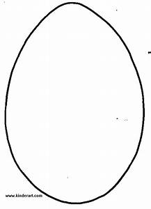 Blank Easter Egg Coloring Pages - GetColoringPages.com
