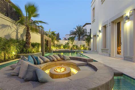 Emirates Hills Luxury Villa In Dubai Youtube