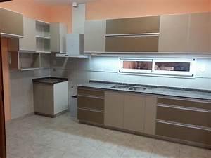 Cocina, En, Melamine, Reposteros, Por, Metro, Lineal, 1