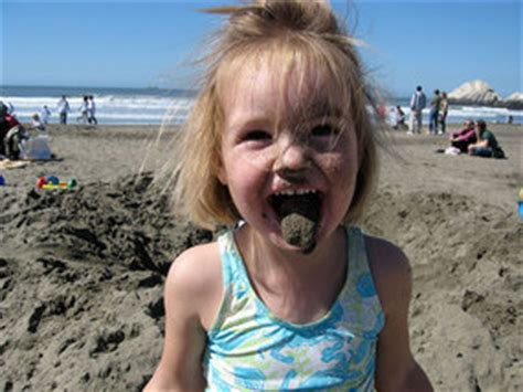 Baby Eating Sand Meme - blog let s talk health offers ways to get healthy the natural way allergies and chronic