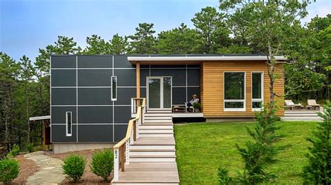 25 Inexpensive Prefab Homes Part 13 YouTube