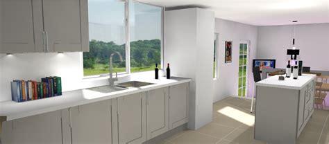 light grey shaker kitchen light grey shaker kitchen newton mearns 6995