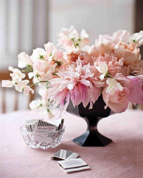 37 Pink Wedding Centerpieces Martha Stewart Weddings