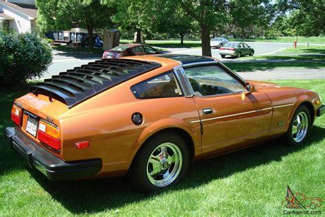 1981 Datsun 280zx Turbo by Datsun 280zx Turbo
