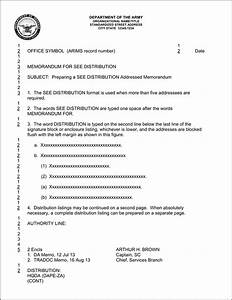 dod memorandum format best template design images With dod memo template
