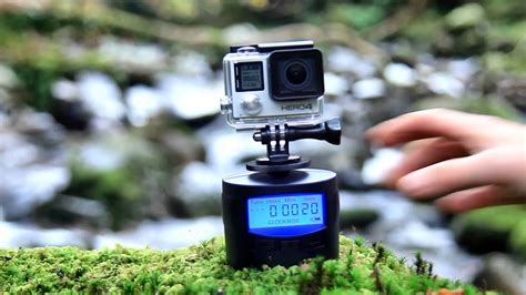 turnspro time lapse camera mount ab