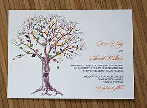 Rustic tree wedding invitation with carved initials ipunya for Free printable tree wedding invitations