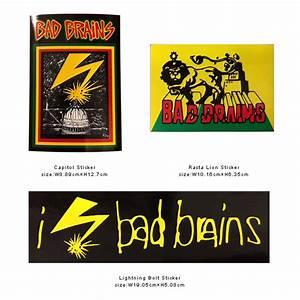 Bad Brainsオフィシャルグッズが発売 - TOWER RECORDS ONLINE