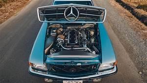 1977 Mercedes