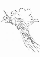 Fighter Coloring Jet Pages Print Jets Printable Spiderman Popular Phantom F4 sketch template