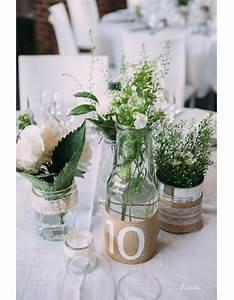 Centre De Table Mariage : centre de table vase centre de table nos 20 jolies ~ Melissatoandfro.com Idées de Décoration
