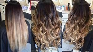 Balayage Cheveux Frisés : balayage ombre blonde pour tre fabuleuse et actuelle ~ Farleysfitness.com Idées de Décoration