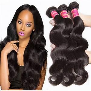 Nadula Wholesale Best Virgin Brazilian Body Wave Hair 3 ...
