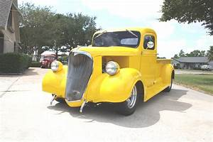 1937 Chevy Truck -  42 500 00