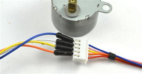 Wiring Using Stepper Motor With The Raspirobot