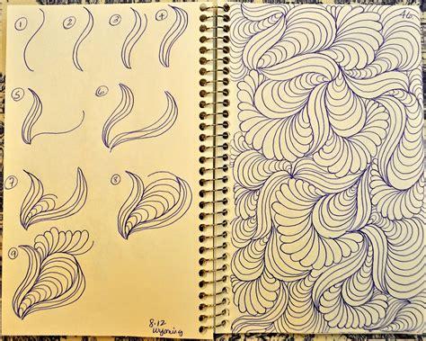 background filler luann kessi quilting sketch book background fill
