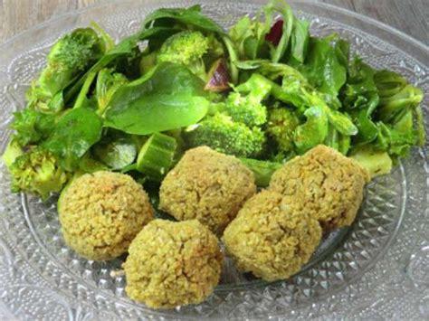 cuisine sans lactose recettes de falafel et cuisine sans lait