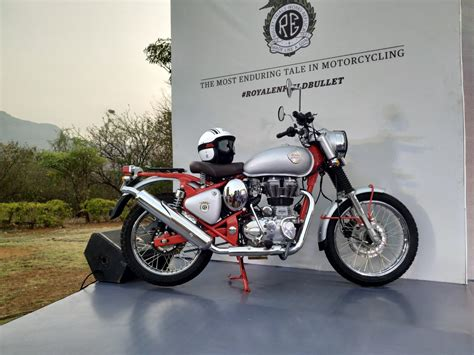 Enfield Bullet 350 2019 by 2019 Royal Enfield Bullet Trials 350 And 500 Launched