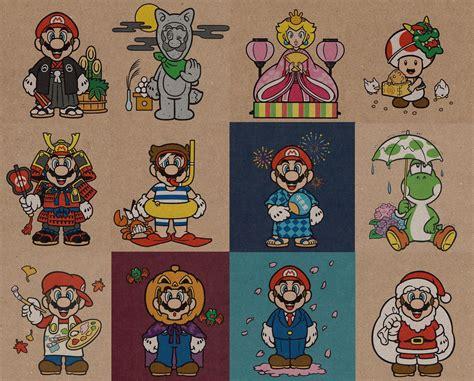Yay Mario Xd Toad Looks So Cute In This Mario Super