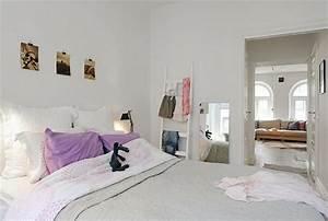 Schlafzimmer Deko Wand : schlafzimmer gestalten 30 moderne ideen im skandinavischen stil ~ Buech-reservation.com Haus und Dekorationen