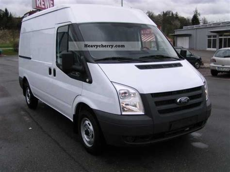 Ford Transit Ft 280 M 2012 Box-type Delivery Van Photo And