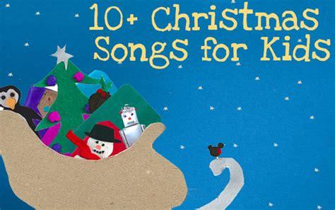 christmas songs for kids