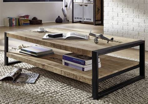 Der Couchtisch Aus Holzunique Coffee Table Design Rustic Furniture With Look 5 by Couchtisch Mango 140x80x40 Natur Bedruckt Factory 126