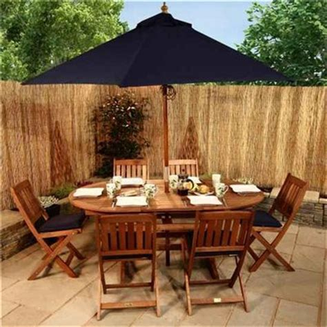 garden furniture billyoh elegance 1 8m oval ext 6 seat