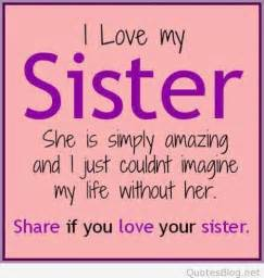 Cute Sister Quotes and Sayings