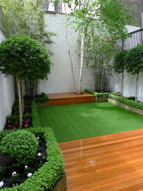 chelsea modern garden design london london garden blog