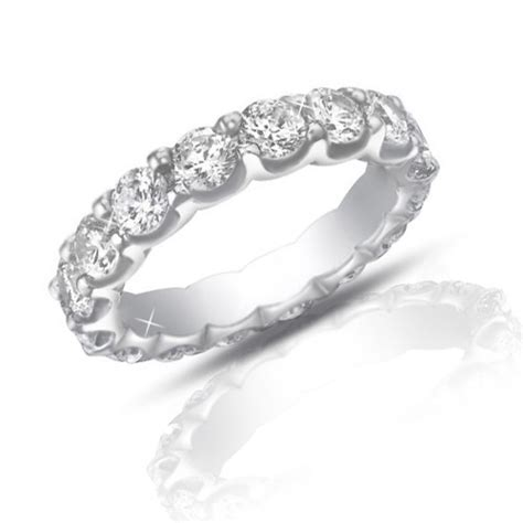 400 Ct Ladies Round Cut Diamond Eternity Wedding Band Ring. Plug Earrings. Silver Jewelry. Elephant Bangle. Huge Wedding Rings. Curb Chain Bracelet. Pure Gold Anklets. Eternity Band Wedding Rings. Baguette Eternity Band