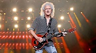 """Queen's Brian May Hospitalized After """"Over-Enthusiastic ..."""