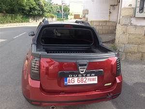 Pick Up Renault Dacia : dacia duster dual cab pick up spotted in the wild ~ Gottalentnigeria.com Avis de Voitures