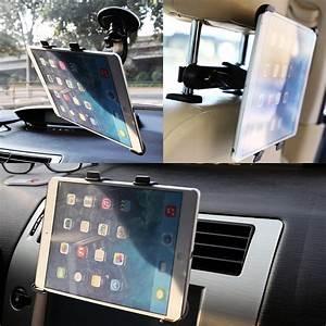 Ipad Halterung Auto : 3in1 set auto kopfst tz halterung l ftung halter saugnapf f r apple ipad air ebay ~ Buech-reservation.com Haus und Dekorationen