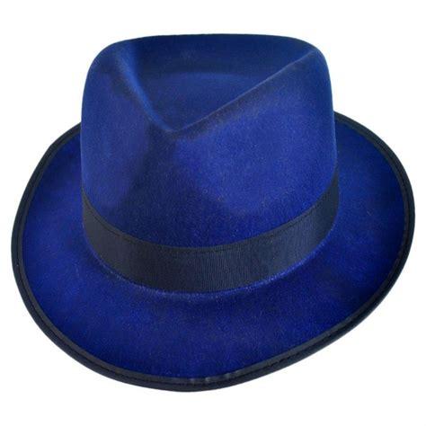 b2b permafelt fedora hats novelty