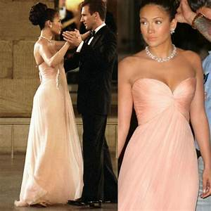 jennifer lopez pink evening dress in the movie 39maid in With jlo wedding dress