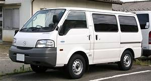 Mazda Bongo Workshop Manuals Pdf Free Download