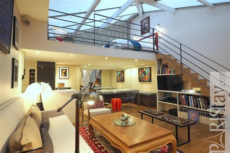 building loft stairs luxury apartment for rent loft trocadero