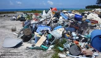 Midway Island Trash