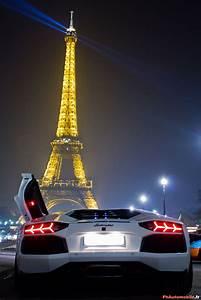 Automobile Paris : lamborghini aventador in paris france ~ Gottalentnigeria.com Avis de Voitures